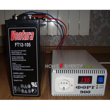 Аккумуляторная батарея Аккумуляторная батарея Ventura FT12-100
