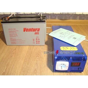 Аккумулятор Ventura VG 12-100 GEL