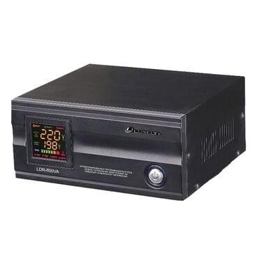 Стабилизатор напряжения LUXEON LDR-800: 500Вт, 220V