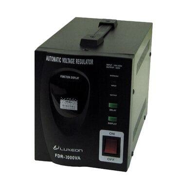 Стабилизатор напряжения LUXEON FDR-2000: 1400Вт, 220V