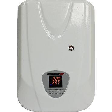 Стабилизатор напряжения LUXEON WDS-10000: 7кВт, 220V