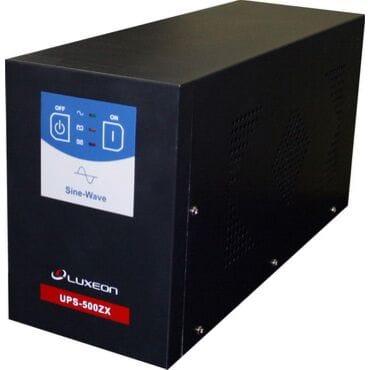 Бесперебойник Luxeon UPS-500ZX: 300Вт, 12/220V