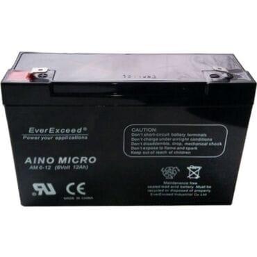 Аккумуляторная батарея EverExceed AM 6-12Ah