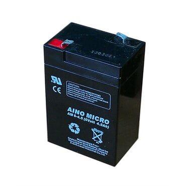 Аккумуляторная батарея EverExceed AM 6-4,5Ah: 4.5, 6V