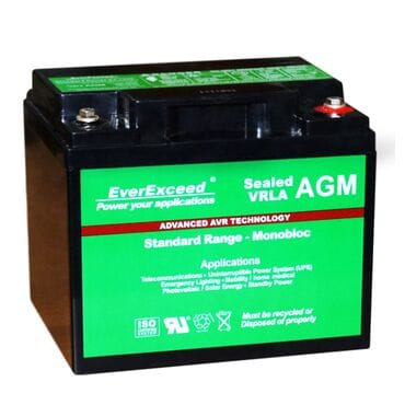 Аккумуляторная батарея EverExceed ST-1245