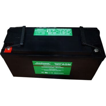 Аккумуляторная батарея EverExceed ST-12160