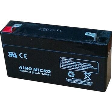 Аккумуляторная батарея EverExceed AM 6-1,3Ah