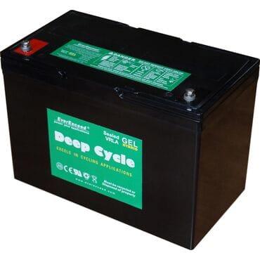 Аккумуляторная батарея EverExceed DH-12200G