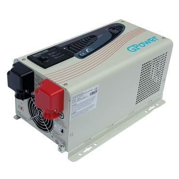 Бесперебойник G Power GP-APC1012E: 1000Вт, 12/220V
