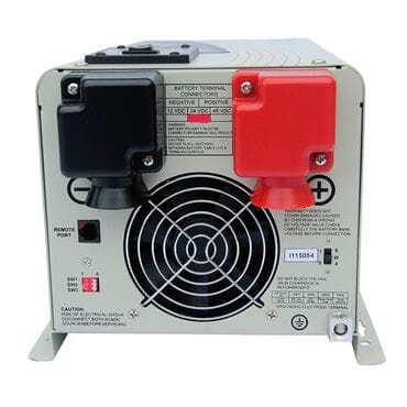 Инвертор GPower (AnyPower) GP-APC1012E: 1000Вт, 12/220V