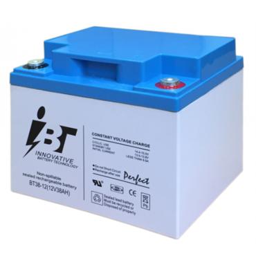 Аккумуляторная батарея IBT BT 38-12
