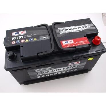 Аккумуляторная батарея MonBat MP105