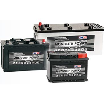 Аккумуляторная батарея MonBat MP180