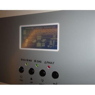 Бесперебойник Opti-Solar SP5000 Brilliant: 4кВт, 48/220V, MPPT