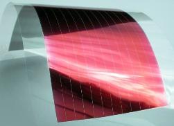 Пленочные солнечные батареи – фото